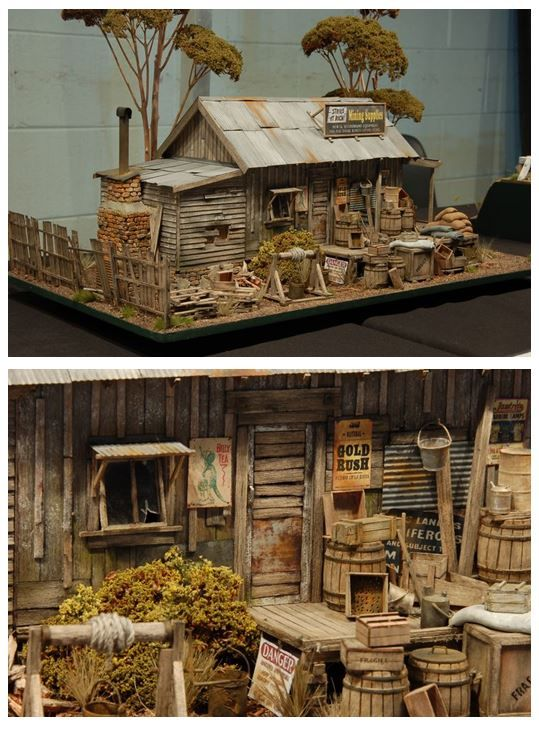 From 11th Australian Narrow Gauge Convention in Melbourne Spettacolare!