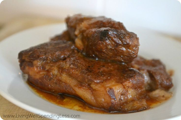 Easy Freezer Slow-Cooked Ribs | Freezer Cooking | Crock Pot Ribs