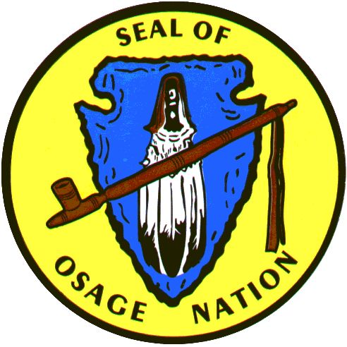 Osage nation seal - List of U.S. state, district, and territorial seals…