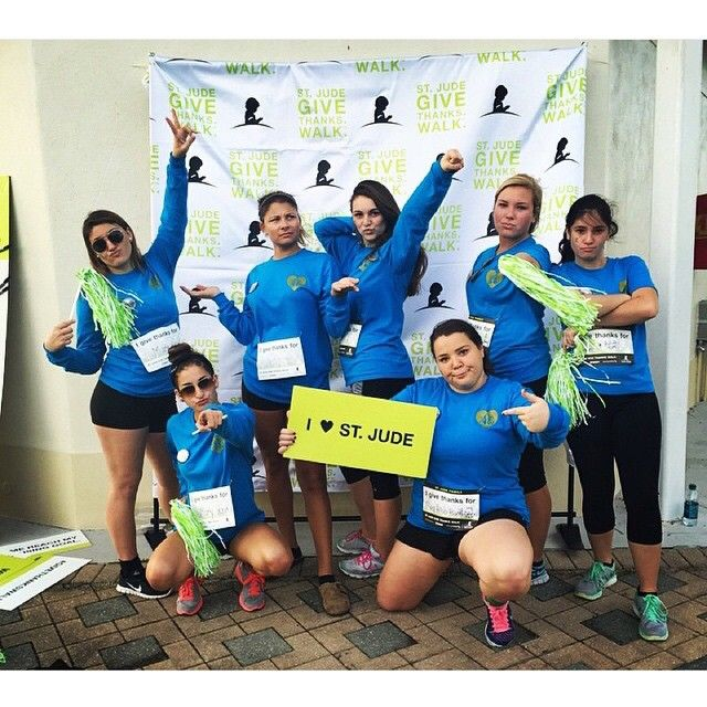 Have you signed up for the St. Jude Walk/Run be held Sept. 19 or 26 depending on your location. Sign up today: http://fundraising.stjude.org/site/TR?company_id=2050&pg=national_company