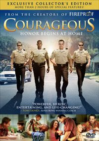 Courageous - This a movie every family should see.