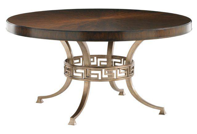 "Regis 60"" Round Dining Table"