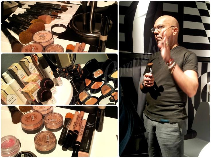 Make-up compulsivo: In compagnia di Qvc Italia, bareMinerals, Nails Inc e Hydroxatone