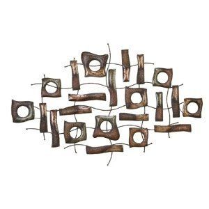 17 best images about home amp kitchen wall sculptures on stencil boss kelly chain links modern and contemporary
