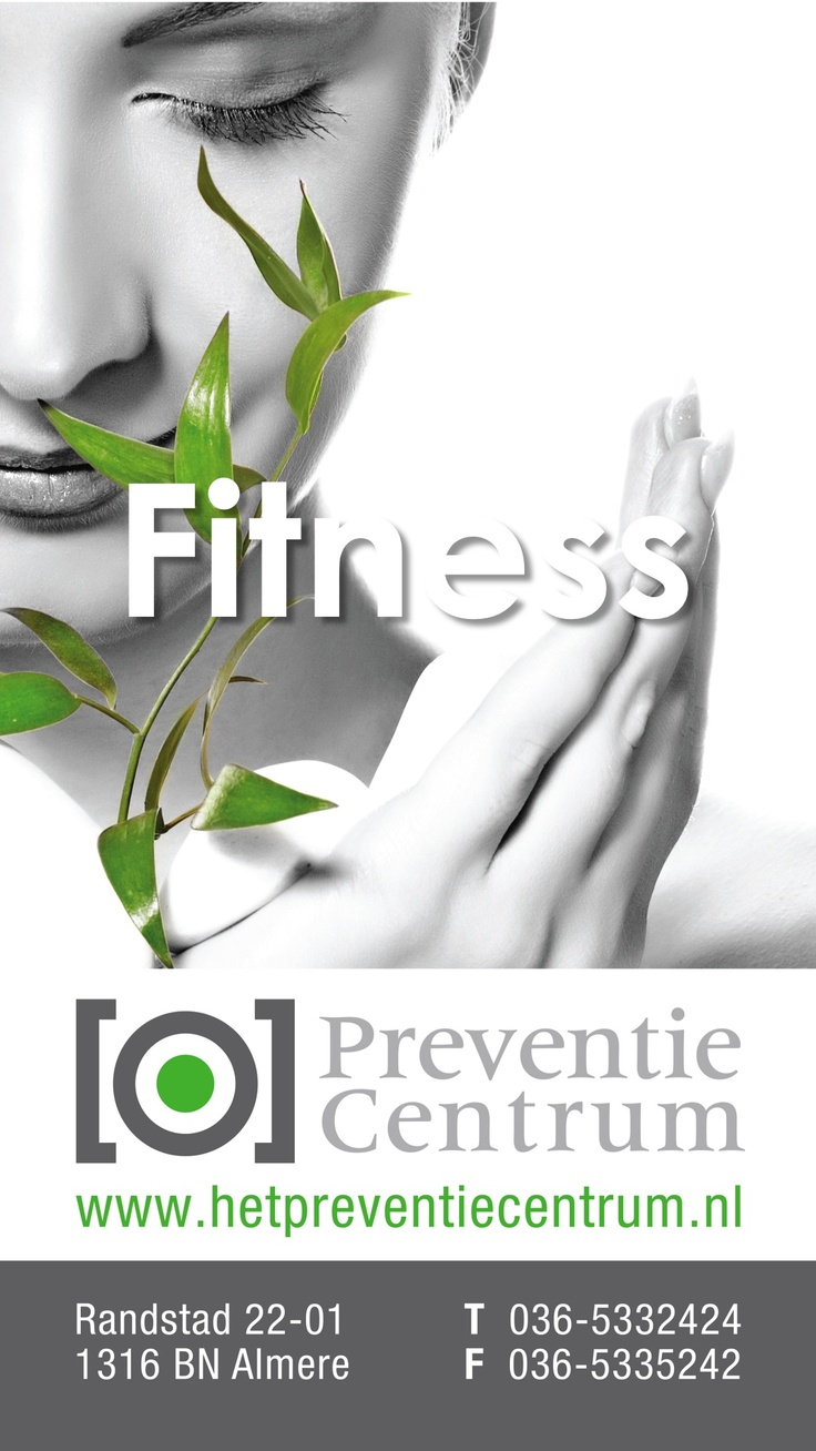 Fitness, Ciran Revalidatie, Fysiotherapie. 036-533 24 24, Het Preventie Centrum, Randstad 22 #Almere