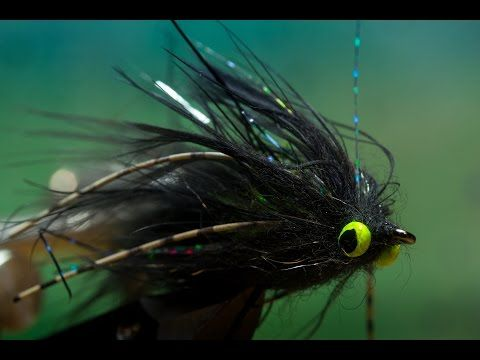 Loopy Leech - fly tying - YouTube                                                                                                                                                                                 More