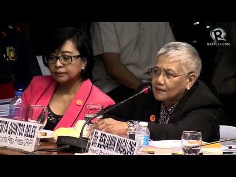 AS IT HAPPENS: Senate hearing on PNP-SAF Mamasapano clash, day 2