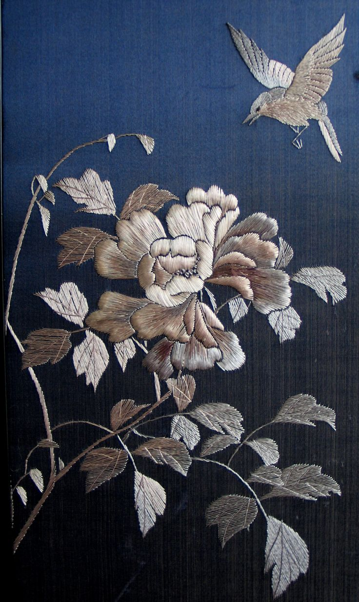 young yang chung embroidery - Google Search