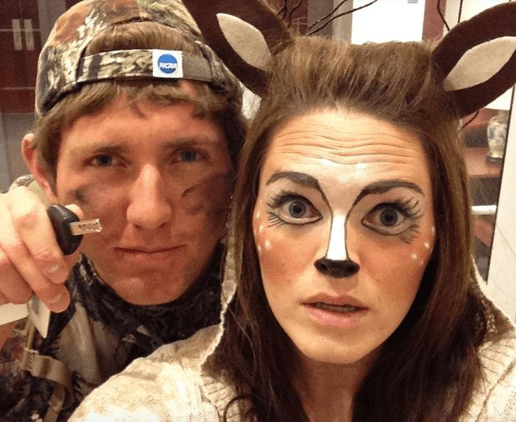 Easy Couples Costumes You Could Totally Wear For Halloween • Page 2 of 9 • BoredBug