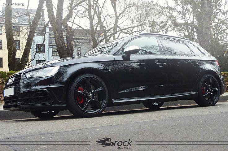 #Audi #S3 RC-Design #RC30 SG 18 #Zoll #felge