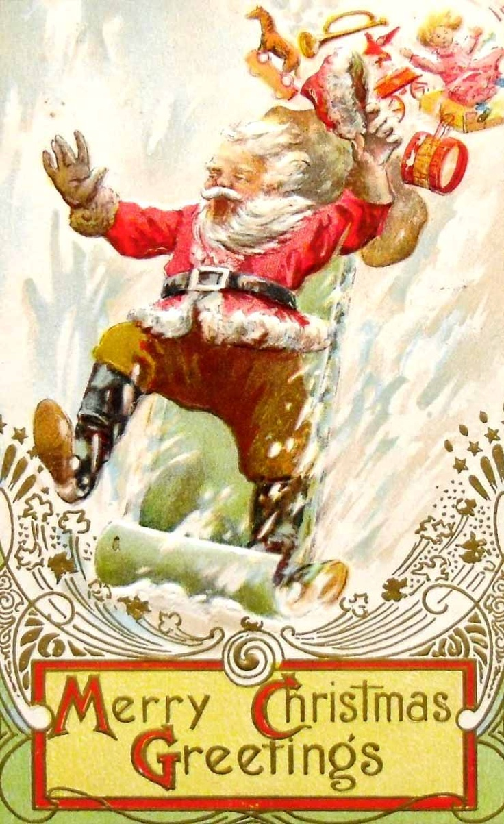 851 best santa claus images on pinterest father christmas