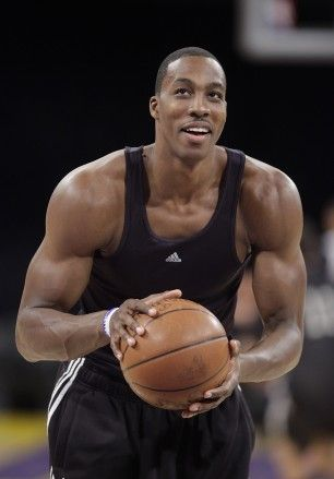 Dwight Howard...I LOVE him!!!!