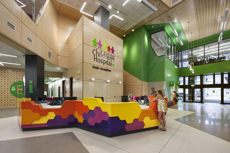 Galería de New Lady Cilento Children's Hospital / Lyons + Conrad Gargett - 17