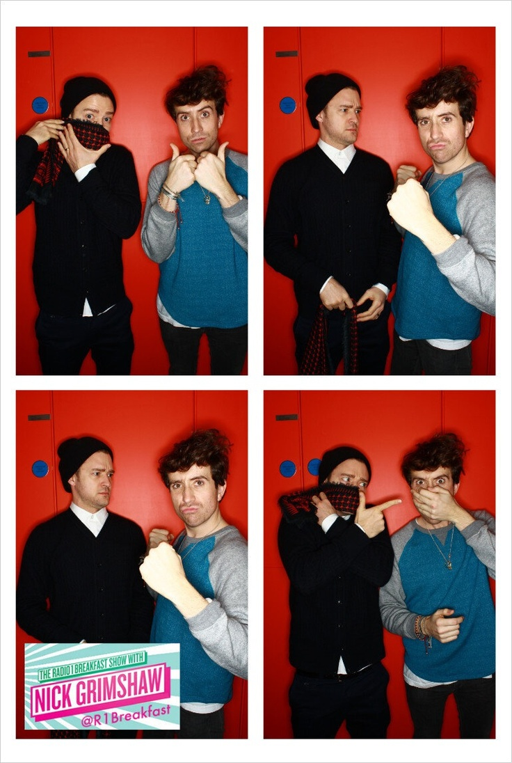 Grimmy and JT