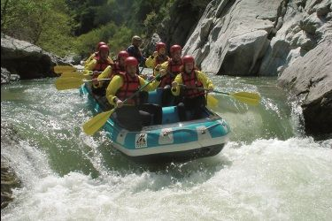 Visit Greece | Top Rafting destinations in Greece, #Lousios #river #Peloponnese #sports #watersports #Arcadia #rafting #spring #autumn