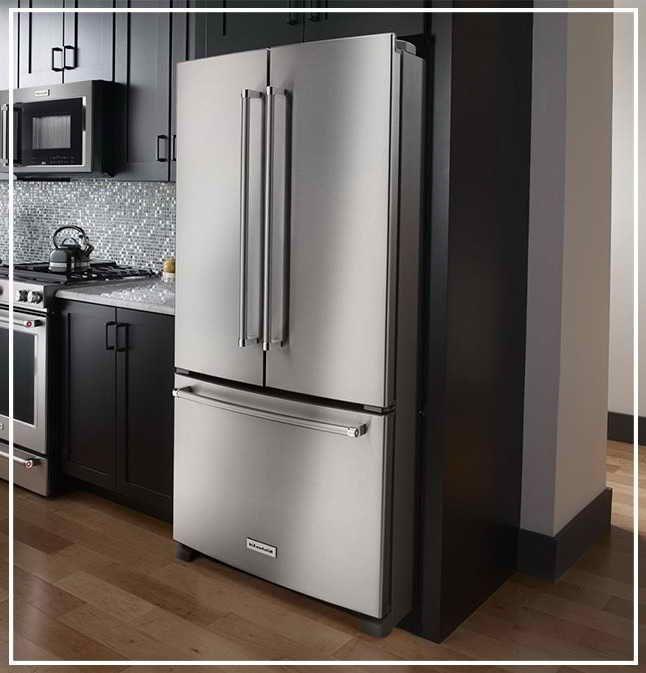 Zero Clearance Counter Depth Refrigerators Counter Depth Refrigerator Refrigerator Counter Depth