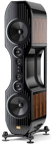The amazing king's ransom, Kharma Exquisite Grand Speakers