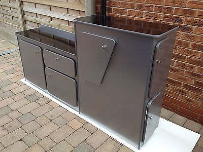 ECONOMY VW TRANSPORTER T4 T5 INTERIOR KITCHEN CUPBOARDS