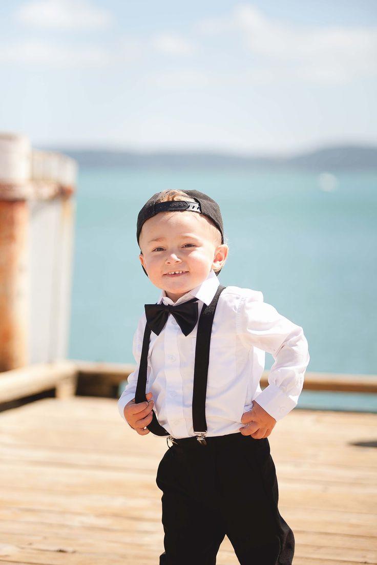 Cutest little guy in a suit. Auckland Portrait photographer.  http://www.ivelinavelkova.com/