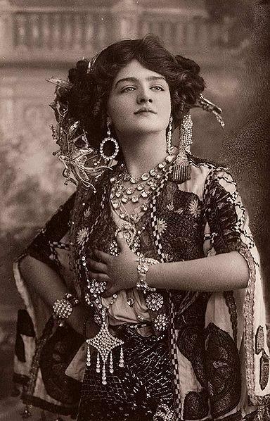 Gypsy: Vintage #Gypsy postcard.