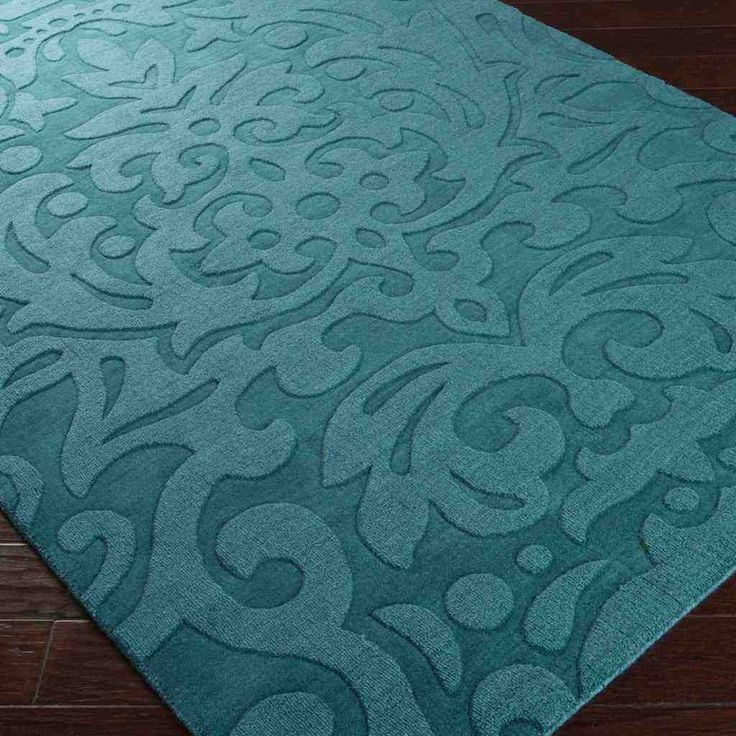 Teal Area Rug                                                                                                                                                                                 More