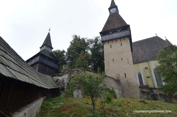 Visita a la Iglesia fortificada de Biertan en #Transilvania, #Rumania