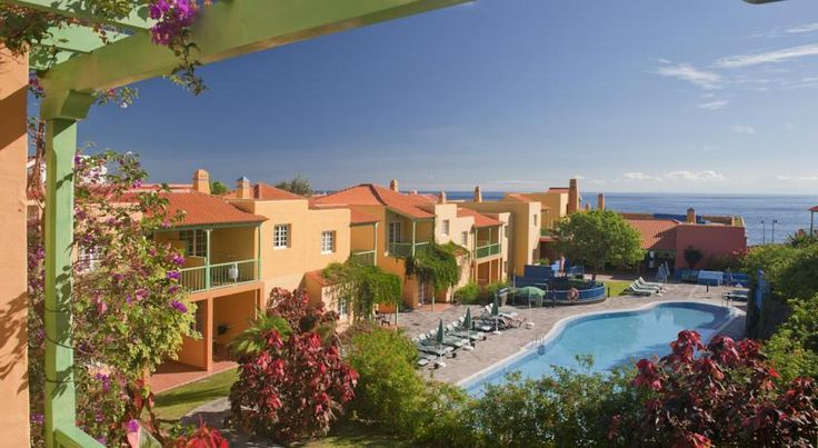 Apartamentos La Caleta Breña Baja This complex boasts traditional Canarian design and architecture, as well as free WiFi and an outdoor swimming pool. Set on the island of La Palma, Apartamentos La Caleta is only 500 metres from the sea.