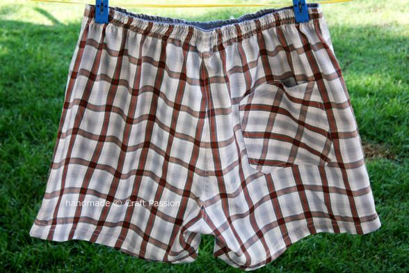 Old Fashioned Boxer Shorts