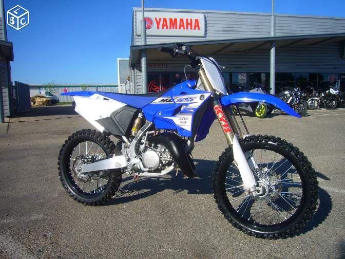 yamaha 125 dirt bike for sale. yamaha yz 125 1 ère main 2016 25h box-r yamaha dirt bike for sale 2