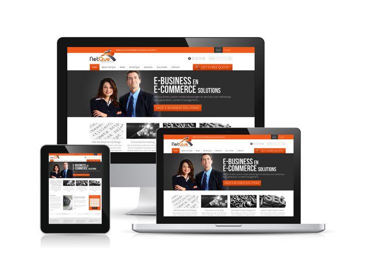 NetQue adalah sebuah perusahaan yang bergerak dalam bidang jasa dan teknologi. Web Netque dibuat sebagai sarana dan sumber informasi tentang perusahaan NetQue yang berlokasi di Norwegia.