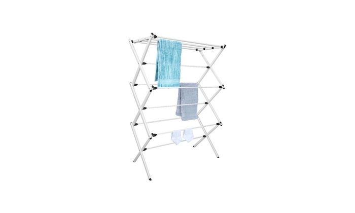 Tidy Living:  Deluxe Drying Rack