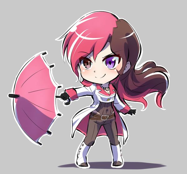38 Best RWBY Neo Images On Pinterest