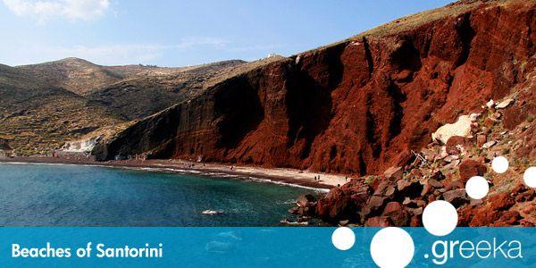 Best Beaches in Santorini island - Greeka.com