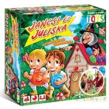Jancsi és Juliska társasjáték | Játékvár webáruház
