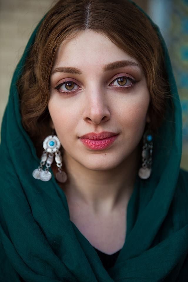 The Beauty Of Iranian Woman  Portrait, Girl Face -7182