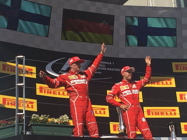 "Vettel admits Raikkonen ""a lot faster"" today -"