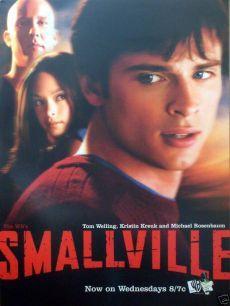 Phim Thị Trấn Smallville Phần 2