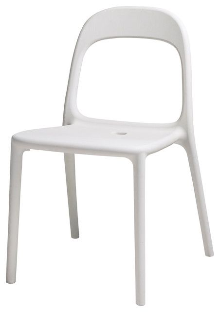 White Modern Chair Ikea Awesome Ideas 56168 Inspiration
