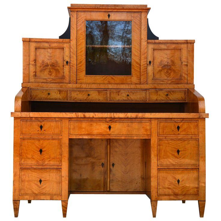 117 best biedermeier images on pinterest antique furniture chest of drawers and regency. Black Bedroom Furniture Sets. Home Design Ideas