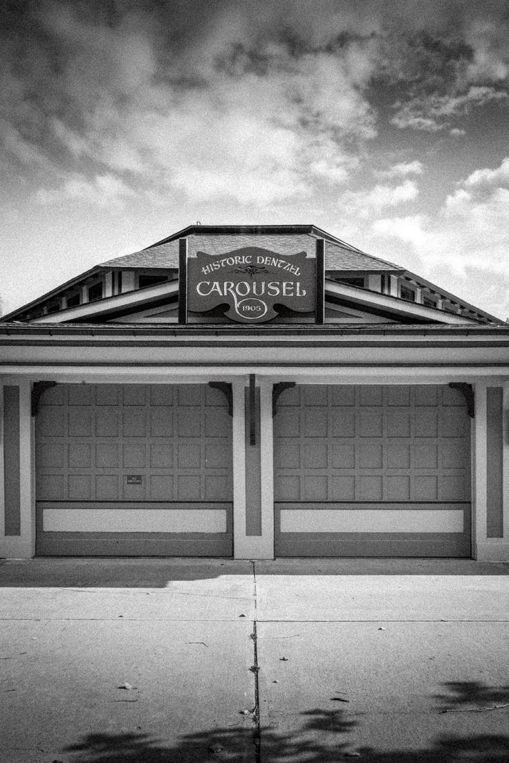 Carousel at Lake Ontario Beach, Rochester, NY