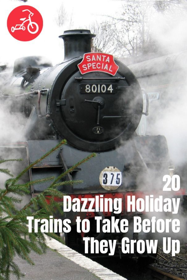 23 Holiday Train Rides To Book Before They Sell Out Holiday