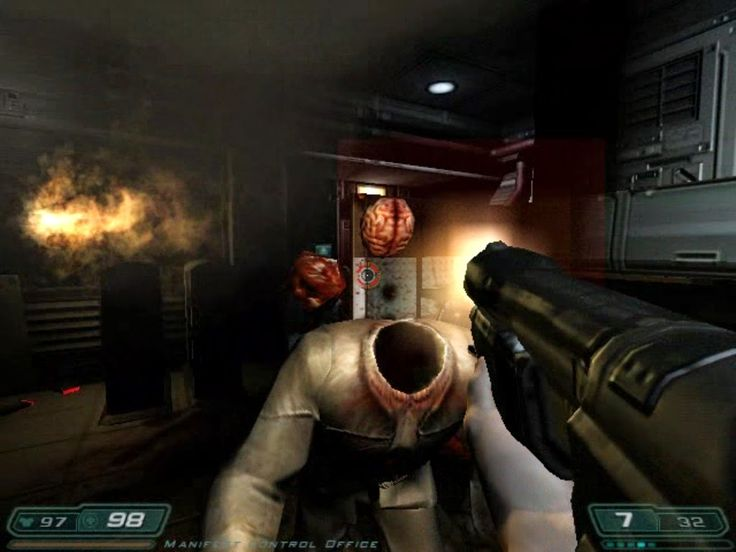 Gaming and Anime Portal - ED : Doom 3