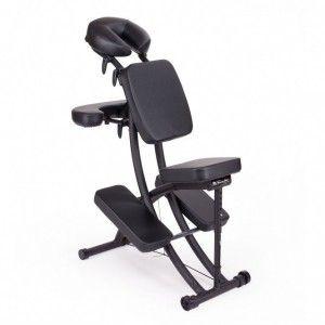 La Chaise De Massage PORTAL PRO Legere Et Transportable Permet Faire Des Massages