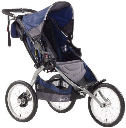 Amazon.com: BOB Ironman Single Stroller | Baby strollers ...