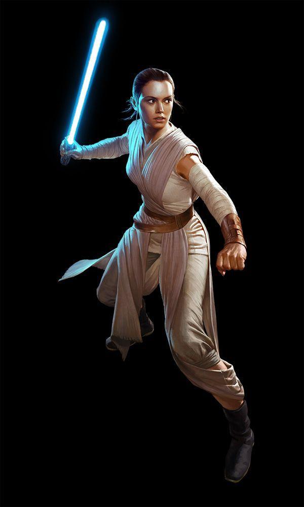 Rey - Star Wars   wraithdt on DeviantArt