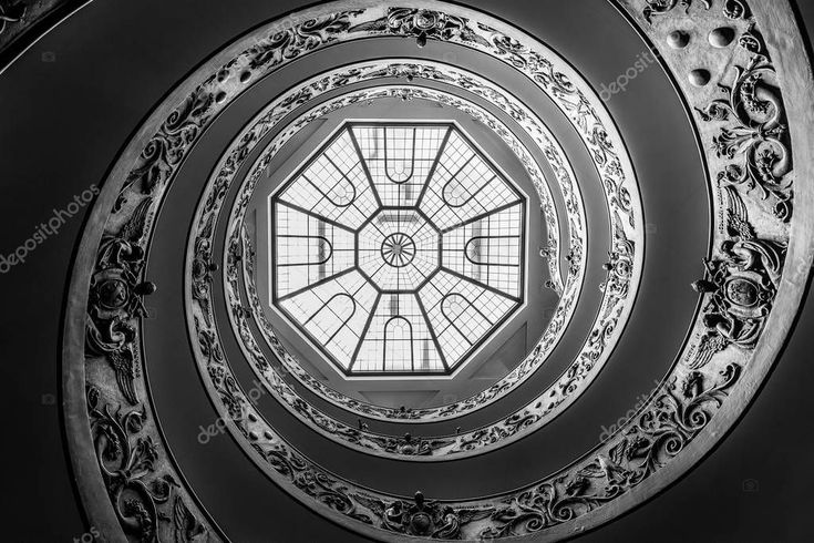 Best Rome Italy June 2015 Famous Bramante Spiral Staircase 400 x 300