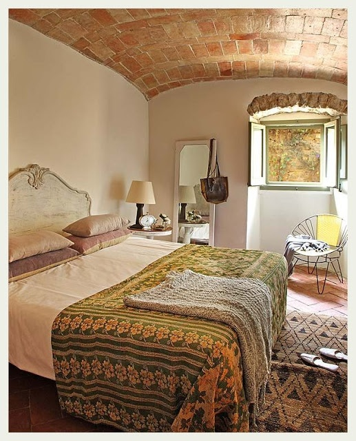 Beautiful Bedrooms With Beautiful Ceilings Rustic Bedroom: 99 Best Exposed Brick {Bliss} Images On Pinterest