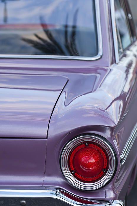 1963 Ford Falcon Tail Light - Jill Reger