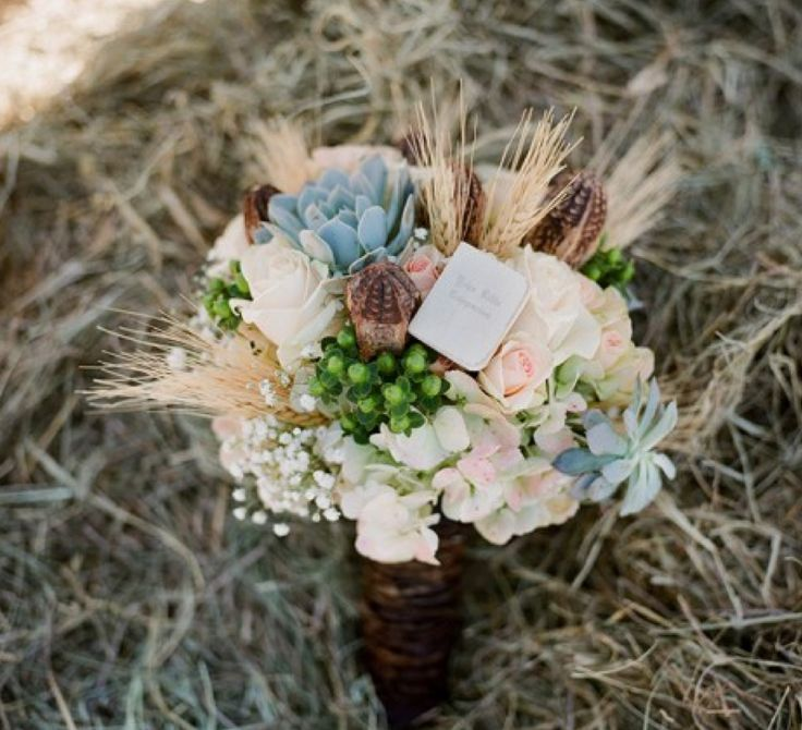 Top Ten Ways To Use Succulents In Your Wedding