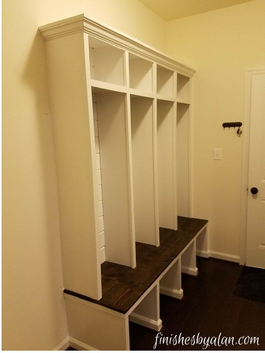 30 best Mudroom benches images on Pinterest | Mudroom ...